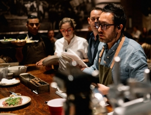 WILDFIRE RELIEF DINNER: A GATHERING OF CHEFS