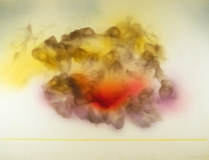 Rockne Krebs: The Smoke Drawings