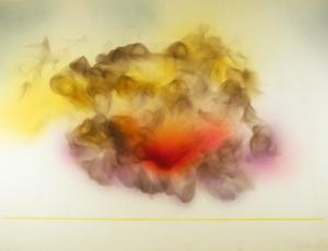 Rockne Krebs: The Smoke Drawings