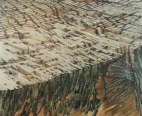 Judith Belzer reviewed in New City Art