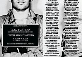 Bad For You: Curated by Beth Rudin Dewoody