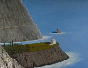 Julio Larraz at Ascaso Gallery, Miami, FL