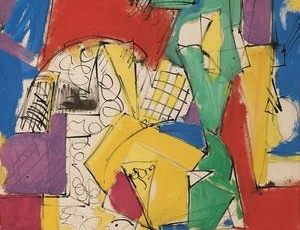 Hans Hofmann at MOCA Jacksonville, Jacksonville, FL
