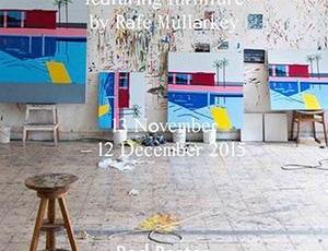 Guy Yanai at Rod Barton Gallery, London