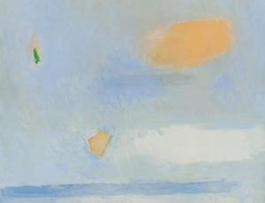 Esteban Vicente: Grey Art Gallery, Ameringer McEnery Yohe and Parrish Art Museum