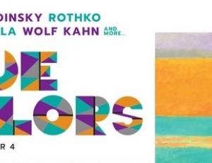 Wolf Kahn at True Colors – Nassau County Museum of Art