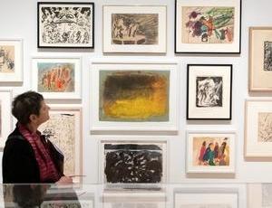Emily Mason at Grey Art Gallery, NYU