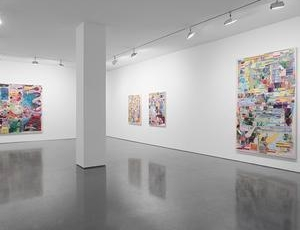 Franklin Evans and Robert Cottingham at Ameringer | McEnery | Yohe