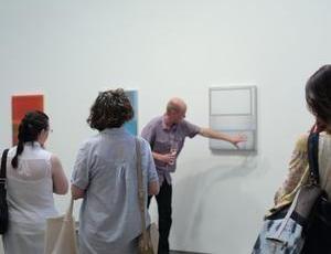 Patrick Wilson, Artsy OnSite Event