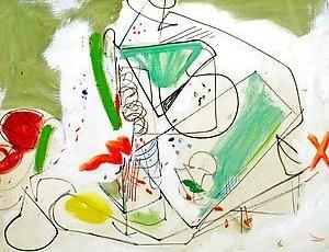 Hans Hofmann Paints A Picture