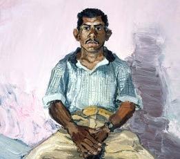John Sonsini at Memorial Art Gallery, Rochester, New York