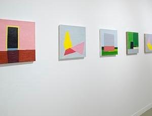 Guy Yanai at Haifa Museum of Art, Israel