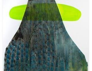 Monique van Genderen at Guggenheim Gallery, Chapman University