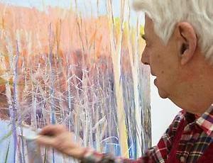 Wolf Kahn: Technicolor Fields