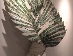 Tam Van Tran at Long Beach City College Art Gallery