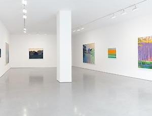 Six Decades in Wolf Kahn's Landscape