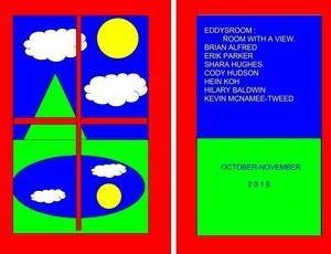 Brian Alfred at EDDYSROOM, Brooklyn, NY