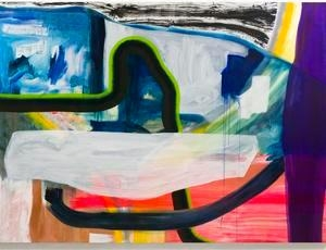Absorbing the Depths of Monique van Genderen's Constellation of Paintings by Amanda Sarroff