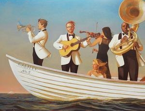 Bo Bartlett receives Society 1858 Prize for Contemporary Southern Art