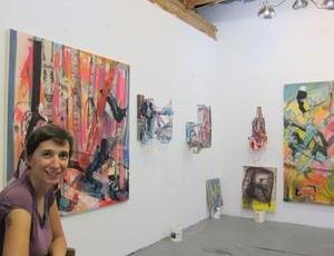 Iva Gueorguieva: Studio Visit
