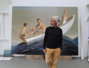Maine Painter Bo Barlett Goes Home to his Roots in Georgia, and Lends Name to New Art Center | Press Herald