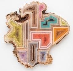 Jason Middlebrook at Jeff Bailey Gallery, Hudson, NY
