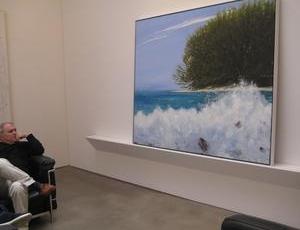 Julio Larraz at Ameringer | McEnery | Yohe