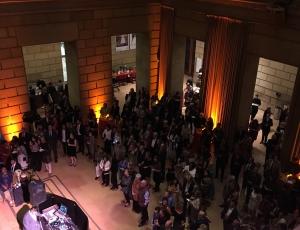 Philadelphia Museum of Art Opening: Disruption as Rapture
