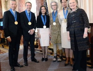 The Diplomacy of Art Award
