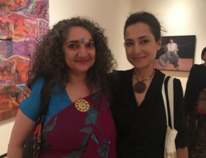 Lucid Dreams and Distant Visions: South Asian Art in the Diaspora