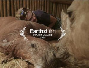 Lat Horns of Africa-Winner of the EarthX Impact Award