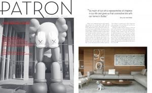 "PATRON Magazine: ""Dinner with the Kafkas"""