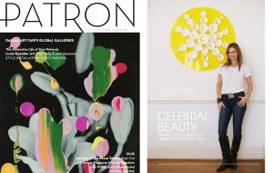 "PATRON Magazine: ""Celestial Beauty"""