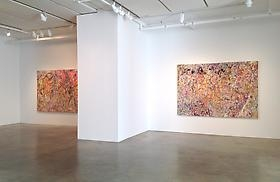 "Hyperallergic ""Larry Poons: A Painter in his 80's, but Still in his Prime"