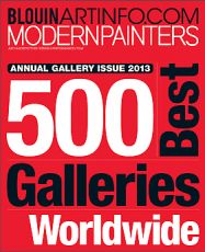 Danese named one of 500 Best Galleries Worldwide