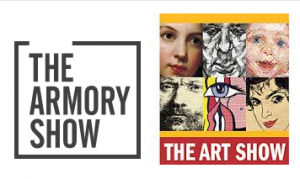 We are pleased to announce our participation in the The Art Show and The Armory Show Modern - March 2016