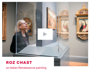 Roz Chast on Italian Renaissance Painting for the Met Artist Project