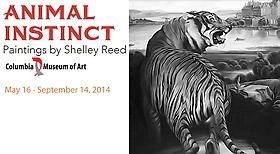 Shelley Reed at Columbia Museum of Art, Columbia, SC