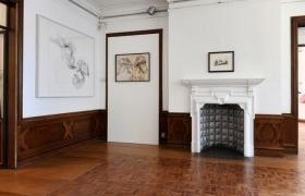 Susie MacMurray at the Royal Society of Sculptors