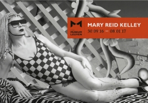 Mary Reid Kelley at the Museum Leuven