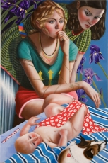 Jocelyn Hobbie at Fredericks & Freiser in the Examiner