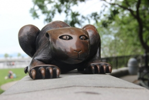 IN CONVERSATION WITH THE SCULPTOR - TOM OTTERNESS
