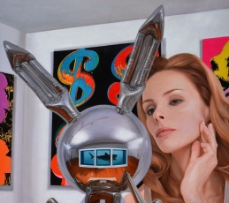 Marc Denis's Hyperrealistic Paintings