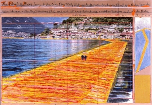 Walk on Water with CHRISTO
