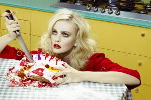 Miles Aldridge's Pop-Up Gallery Exhibition at 60 Soho was praised by numerous publications