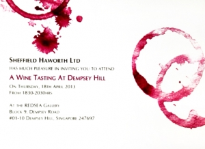 Wine Tasting - Sheffield Haworth