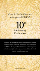 REDSEA Gallery 10 Year Anniversary Party