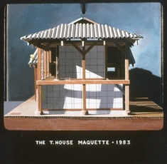 Tony May, 'The T.House Maquette' 1983.