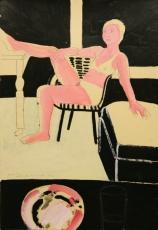 Joan Brown at the Richmond Art Center