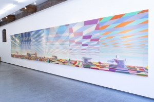 LIFE IS A HIGHWAY : GREG DRASLER ON HIS NEW SHOW AT BETTY CUNINGHAM GALLERY